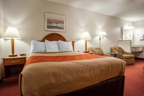 Econo Lodge Buckley: Guest Room