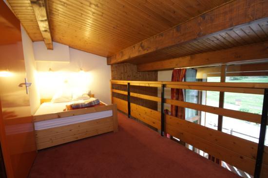 Residence du Telepherique : chambre mezzanine