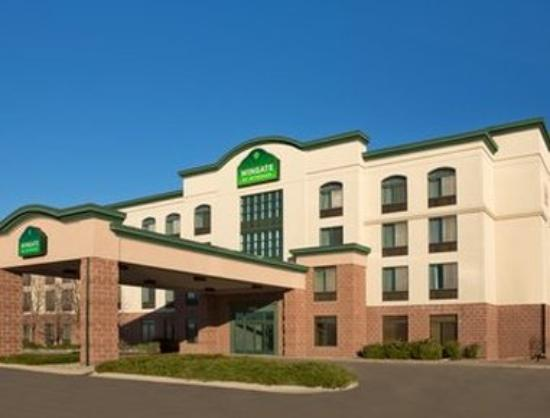 Outstanding review of wingate by wyndham fargo fargo for The wingate