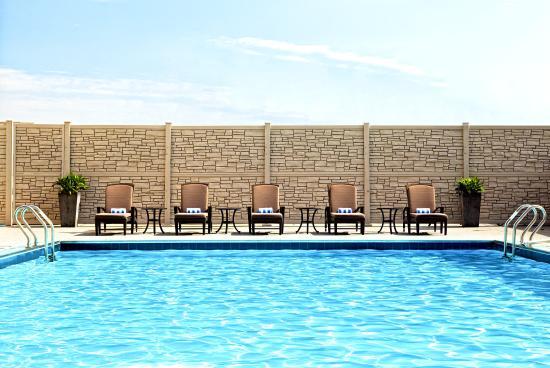 Westin Galleria Houston Hotel: 5th Floor Pool