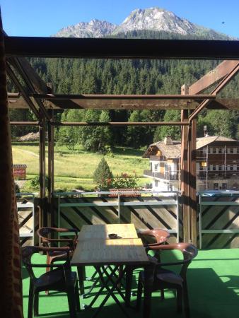 Residence du Telepherique : vue sud, sur les montagnes