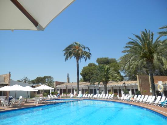 Hotel Montepiedra: pool