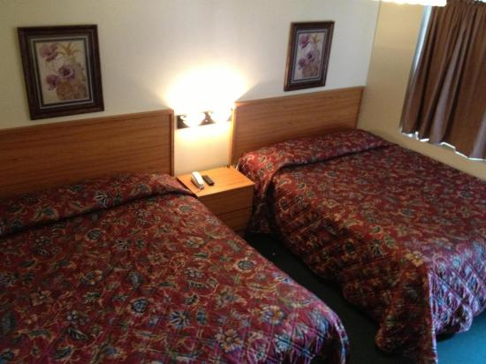 El Patio Inn: Guest room