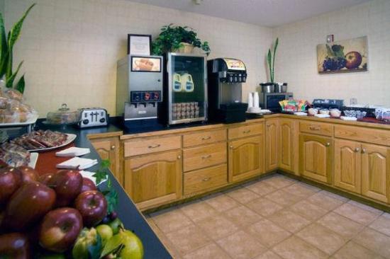 Jacksonville Plaza Hotel & Suites: Restaurant