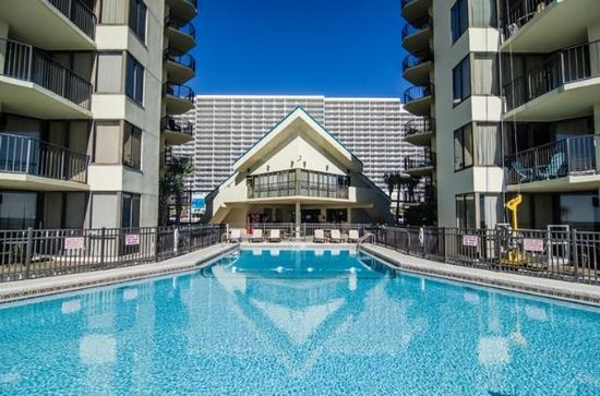 Sunbird Condominiums: Outdoor Pool