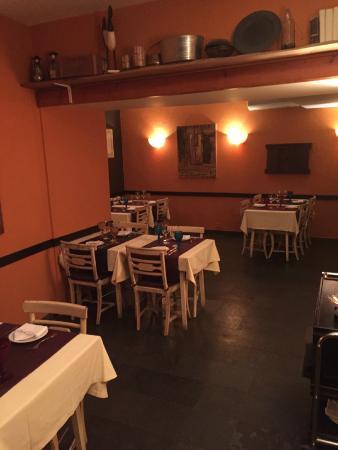 Armazem 22: intérieur restaurant