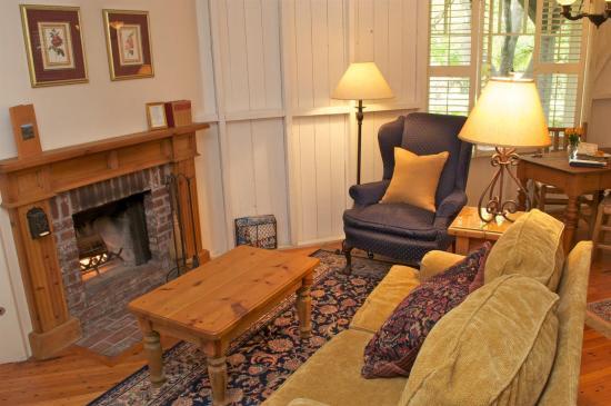 Simpson House Inn: Suite
