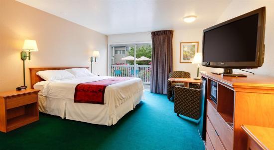 Windmill Inn of Roseburg: Guest room