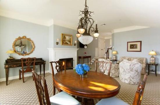 Saybrook Point Inn & Spa: Suite