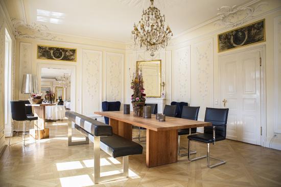 Speisemeisterei: Unser Franziskazimmer, ideal für kleine Veranstaltungen, Firmenbesprechungen, Firmenpräsentation