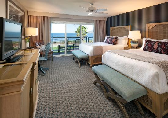 Spyglass Inn: Newly Renovated Ocean View Guest Room
