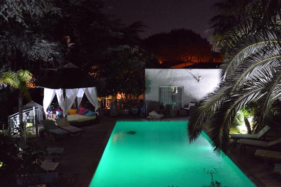 Villa Lantana: Pool area