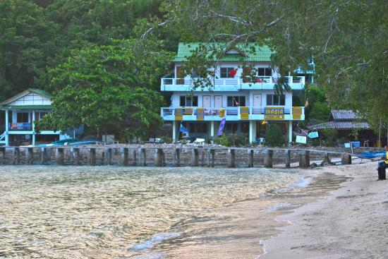 Buddha View Dive Resort: chalok baan