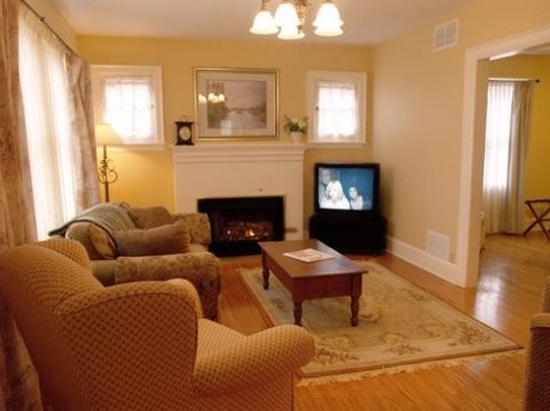 Cobourg, Canadá: Cottage Suite