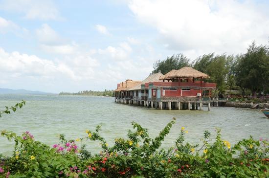 Bintan Agro Beach Resort Hotel Grounds