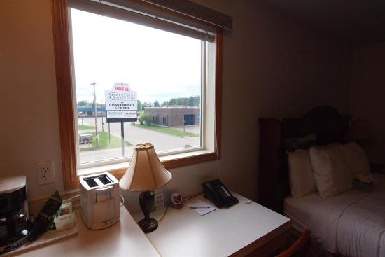 High Level, Kanada: Guest room