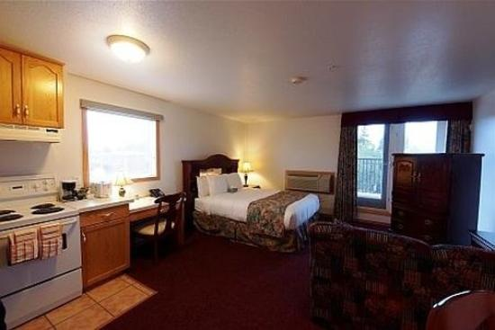 High Level, Kanada: Suite
