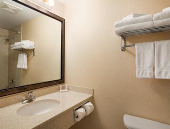 ترافلودج ستراثمور إيه بي: Bathroom