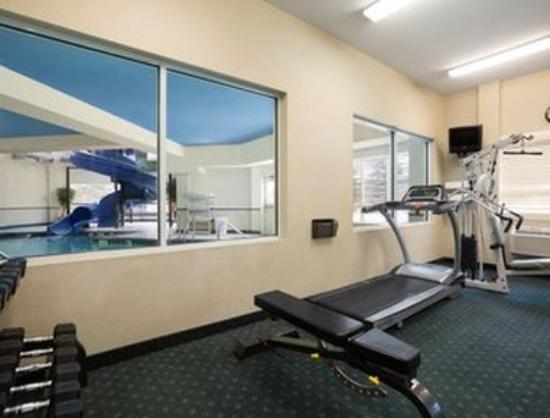 ترافلودج ستراثمور إيه بي: Fitness Center
