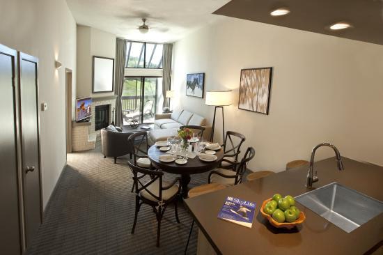 Ordinaire Horseshoe Resort Premier Slopeside Condo