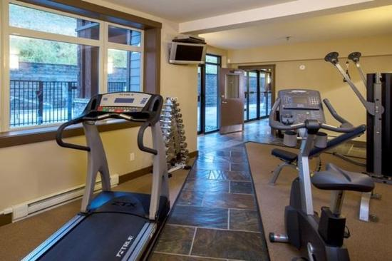 Palliser Lodge - Bellstar Hotels & Resorts : Onsite Gym