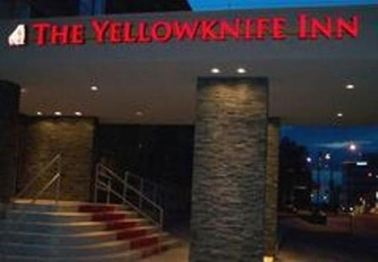 Quality Inn & Suites Yellowknife: Exterior view