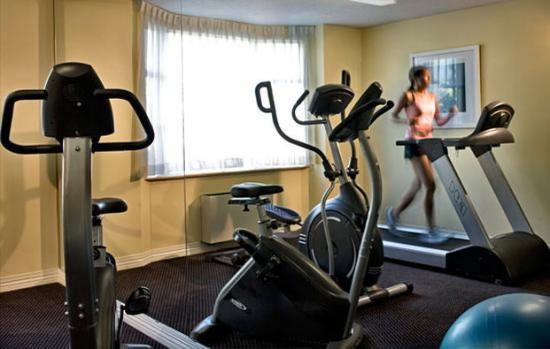 Coast Vancouver Airport: Fitness Centre