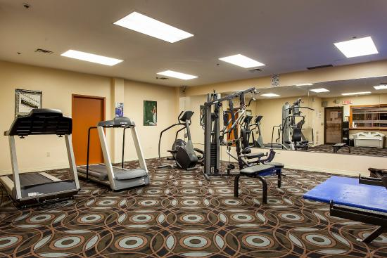 Hotel Universel Montreal: Gym-Salledexercise
