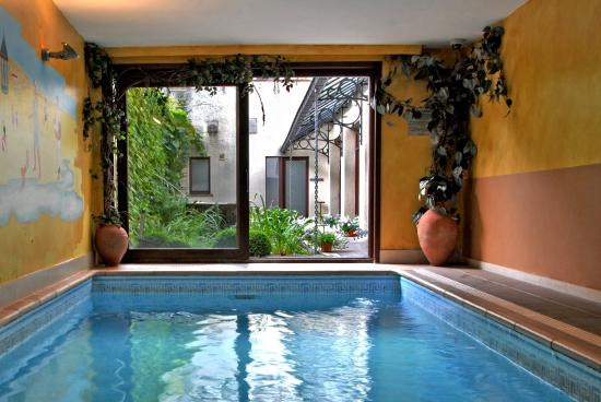 Swimming pool photo de flanders hotel bruges tripadvisor for Bruges hotels with swimming pools