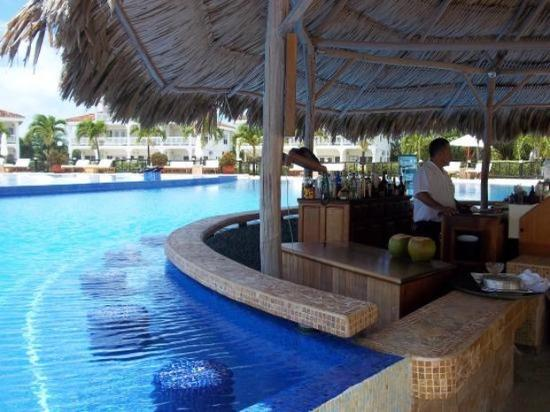 The Placencia Hotel and Residences: Pool Bar