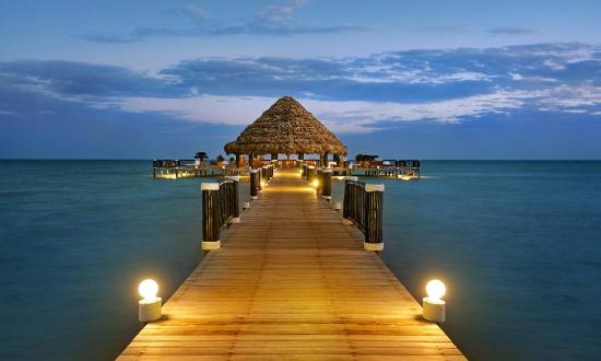The Placencia Hotel and Residences: Dock