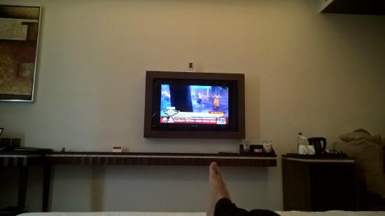 Ramada Gurgaon Central : TV USB dosent work