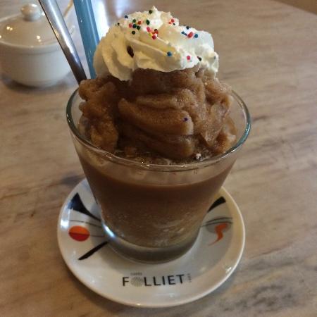 Moca Cafe : コーヒーフローズン