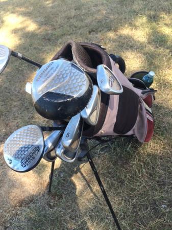 Brijuni Golf Course: Leihschläger