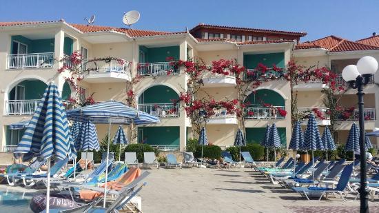 Tsilivi Beach Hotel: .