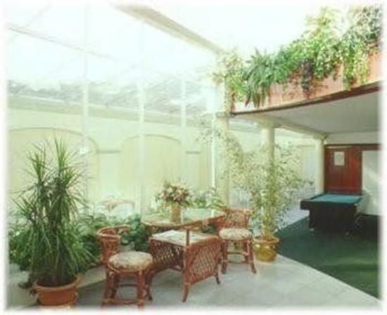 Hotel Classic: Interior
