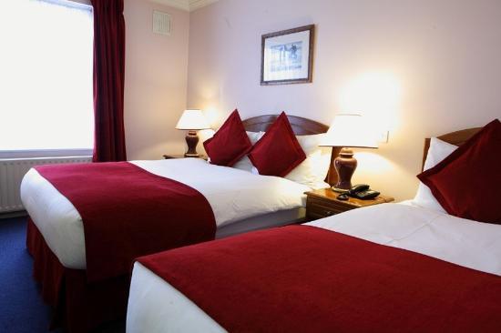 Charleville Lodge: Guest Room