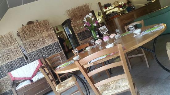 Louargat, France: Le restaurant
