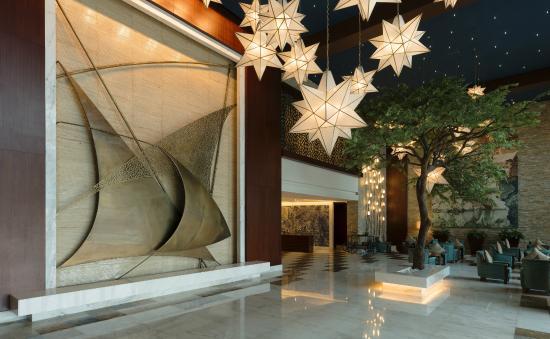 Sofitel Dubai Jumeirah Beach: Lobby