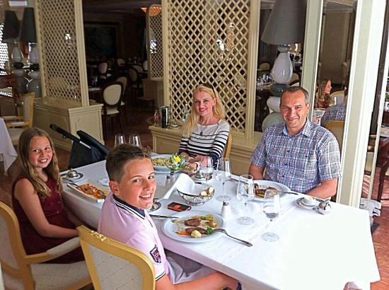 Swiss Diamond Hotel Prishtina: Happy