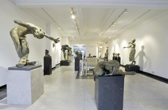 ‪Morren Galleries‬