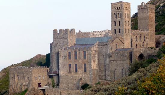 Monestir de Sant Pere de Casserres: Le vaisseau...