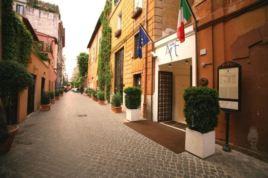 Photo of Hotel Art by the Spanish Steps Rome