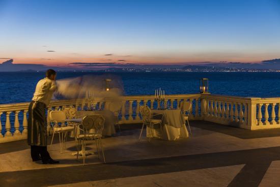 Sant'Agnello, Italia: The View