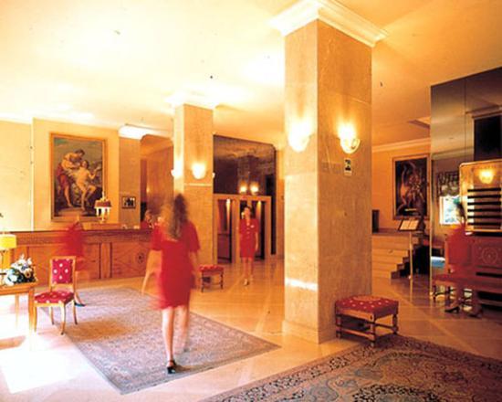 Hotel Air Palace Lingotto : Lobby