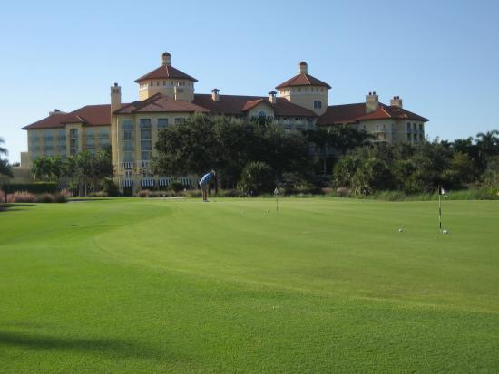 Tiburon Golf Club: The Ritz
