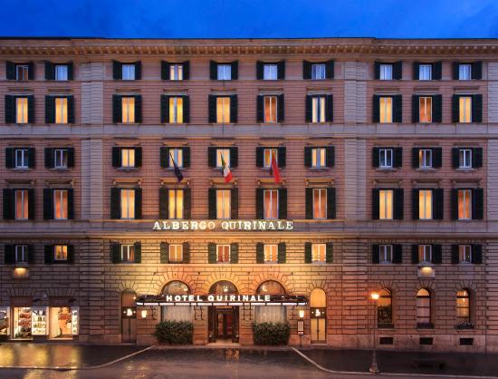 Photo of Quirinale Hotel Rome
