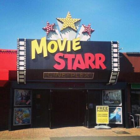 Canvey Island, UK: Movie Starr Cinema