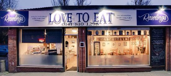Rawlings - love to eat