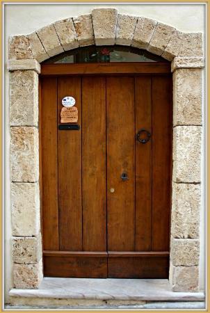L'Antica Balbia: Entrata